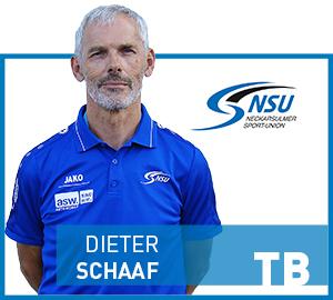 Dieter Schaaf